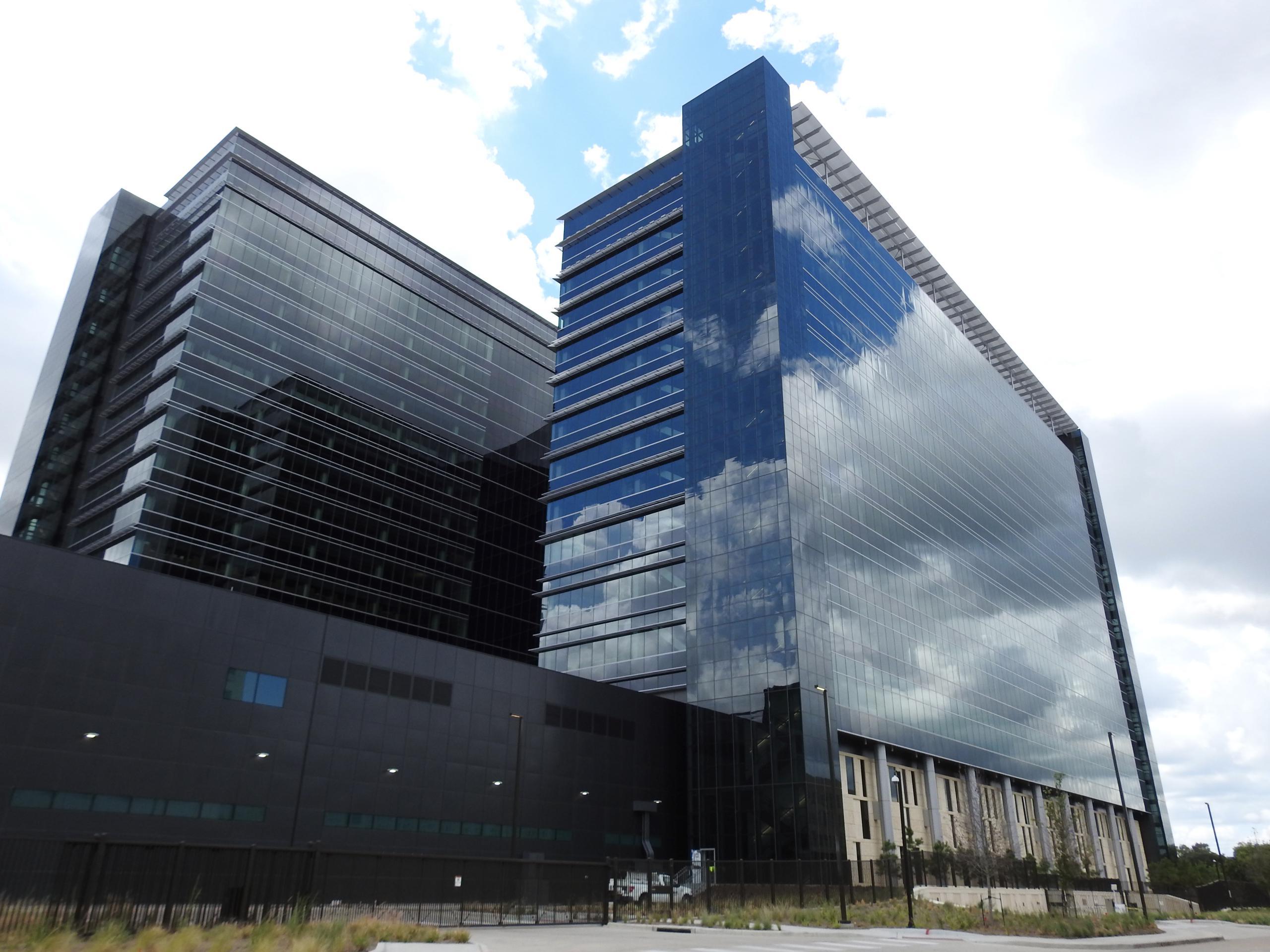 Phillips 66's corporate headquarters in Houston, Texas.