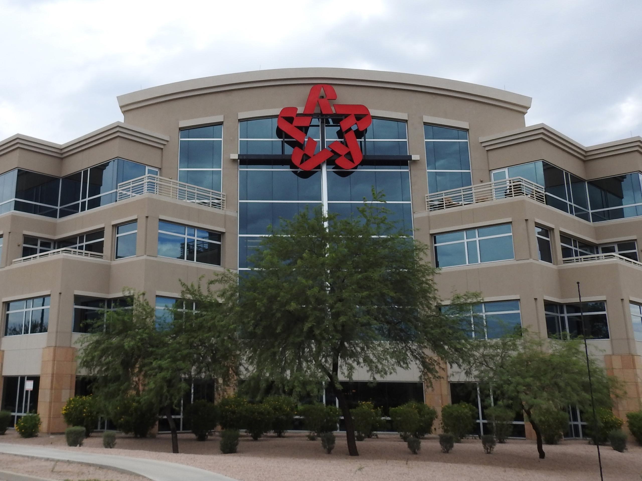 Republic Services' corporate headquarters in Phoenix, Arizona.