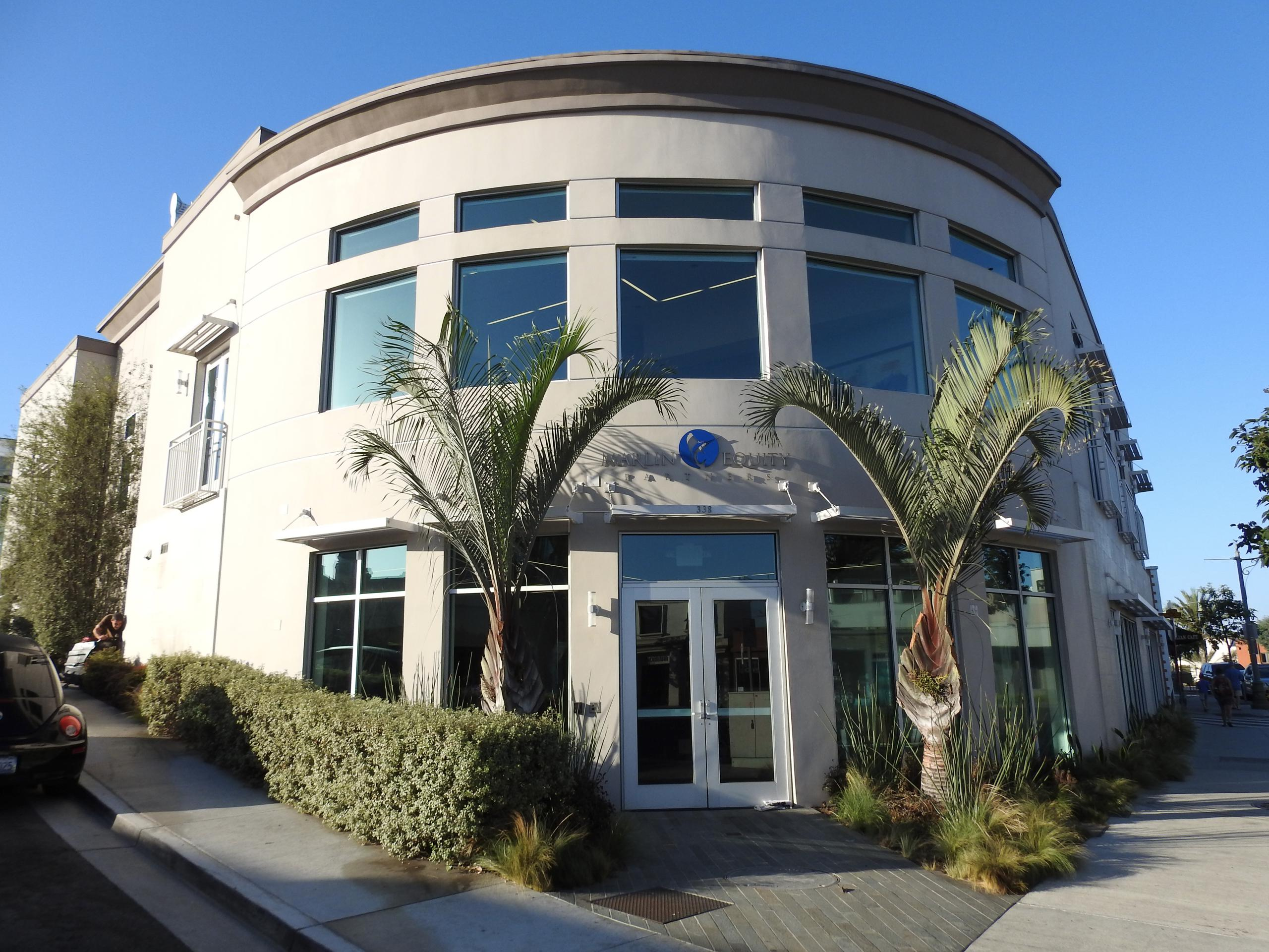 Marlin Equity's headquarters in Hermosa Beach, California.