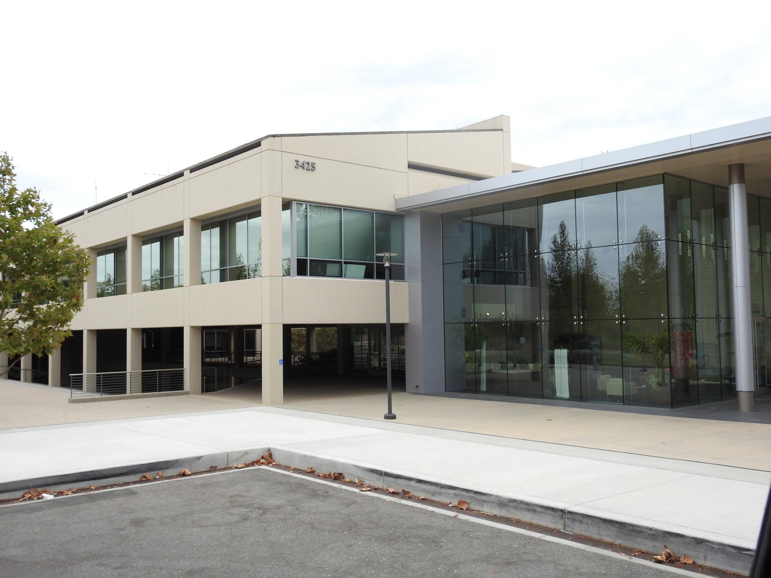 VMware campus building in Palo Alto, California.
