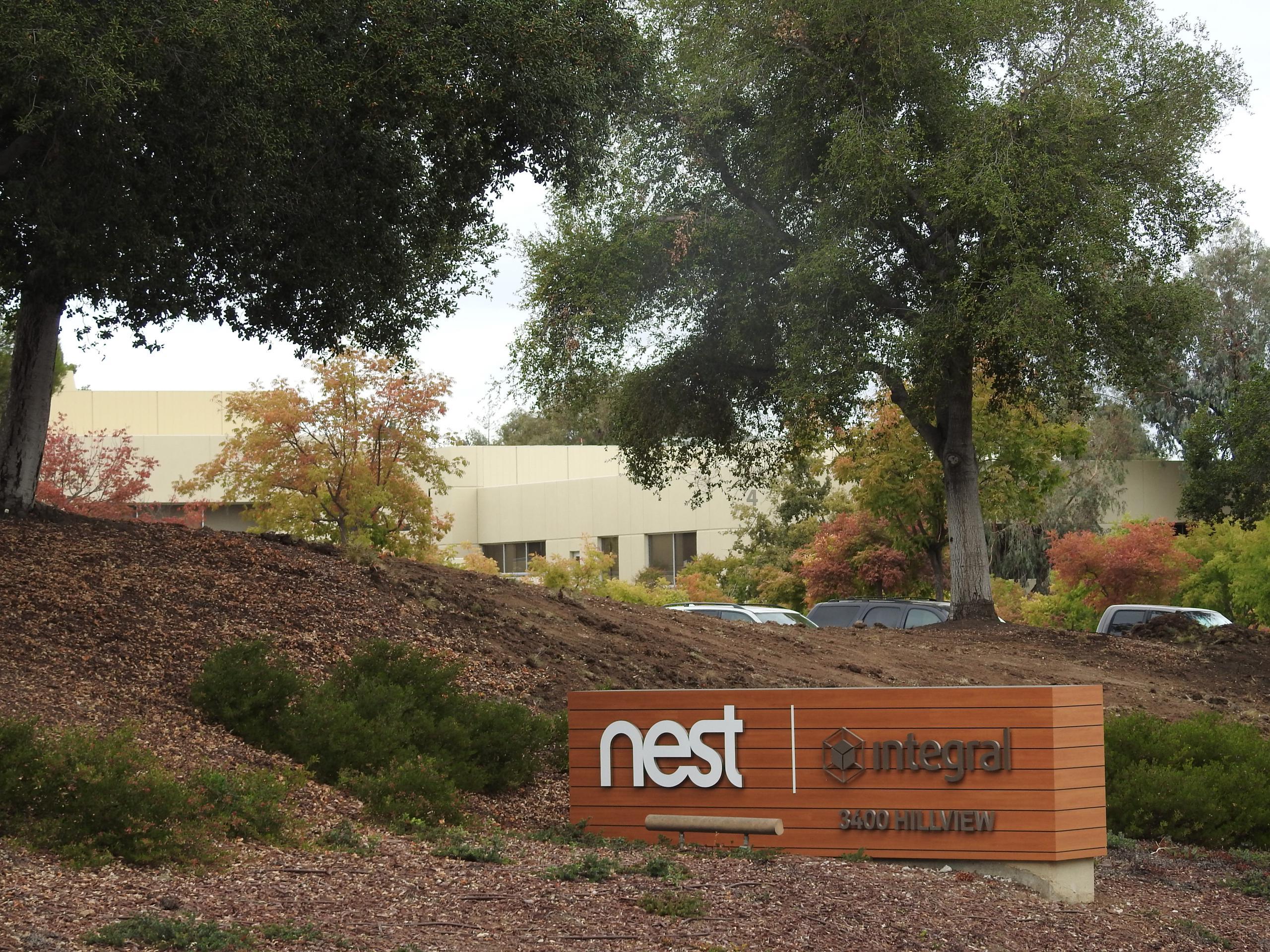 Nest office in Palo Alto, California.