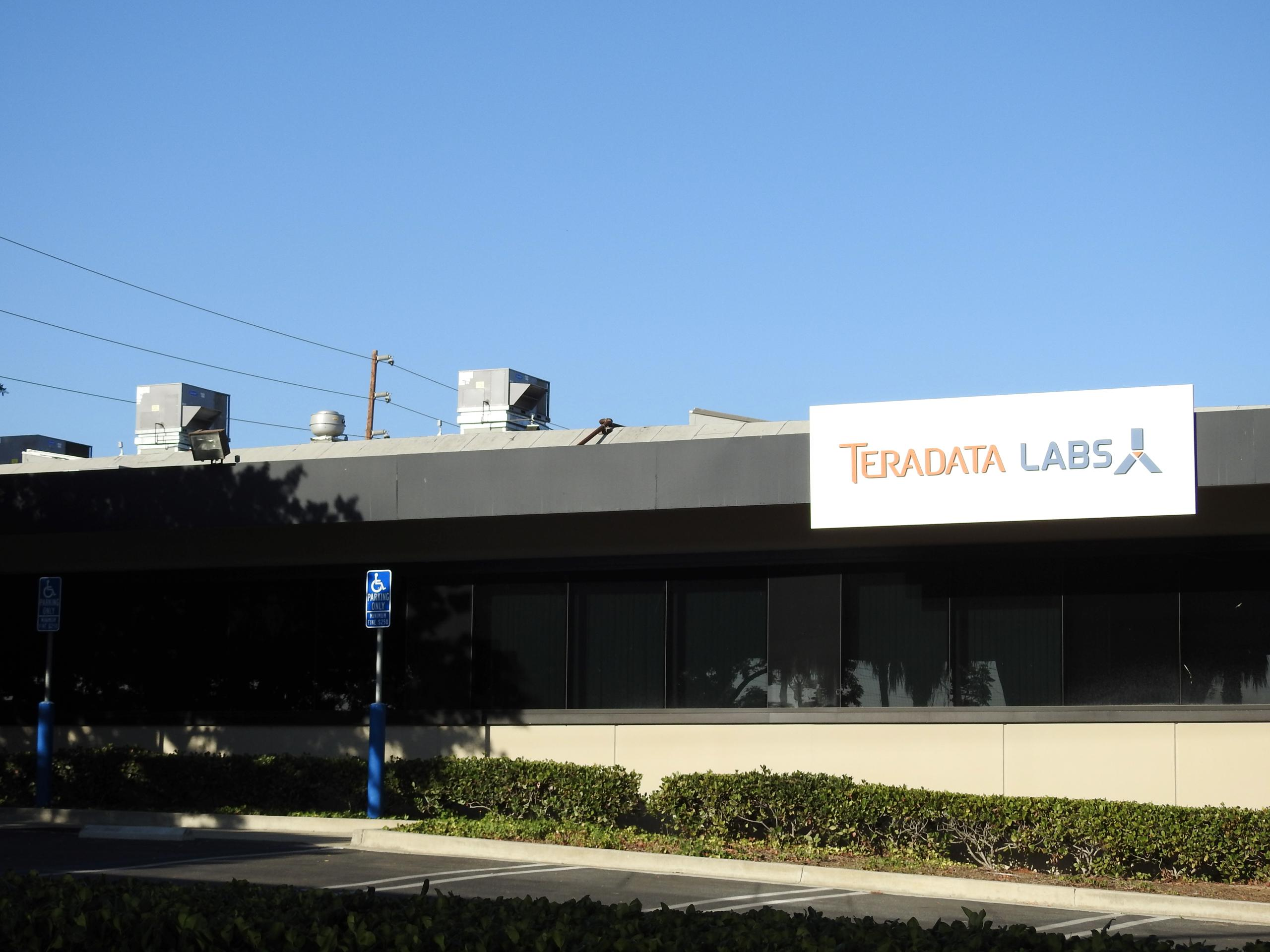 Teradata office in El Segundo, California.