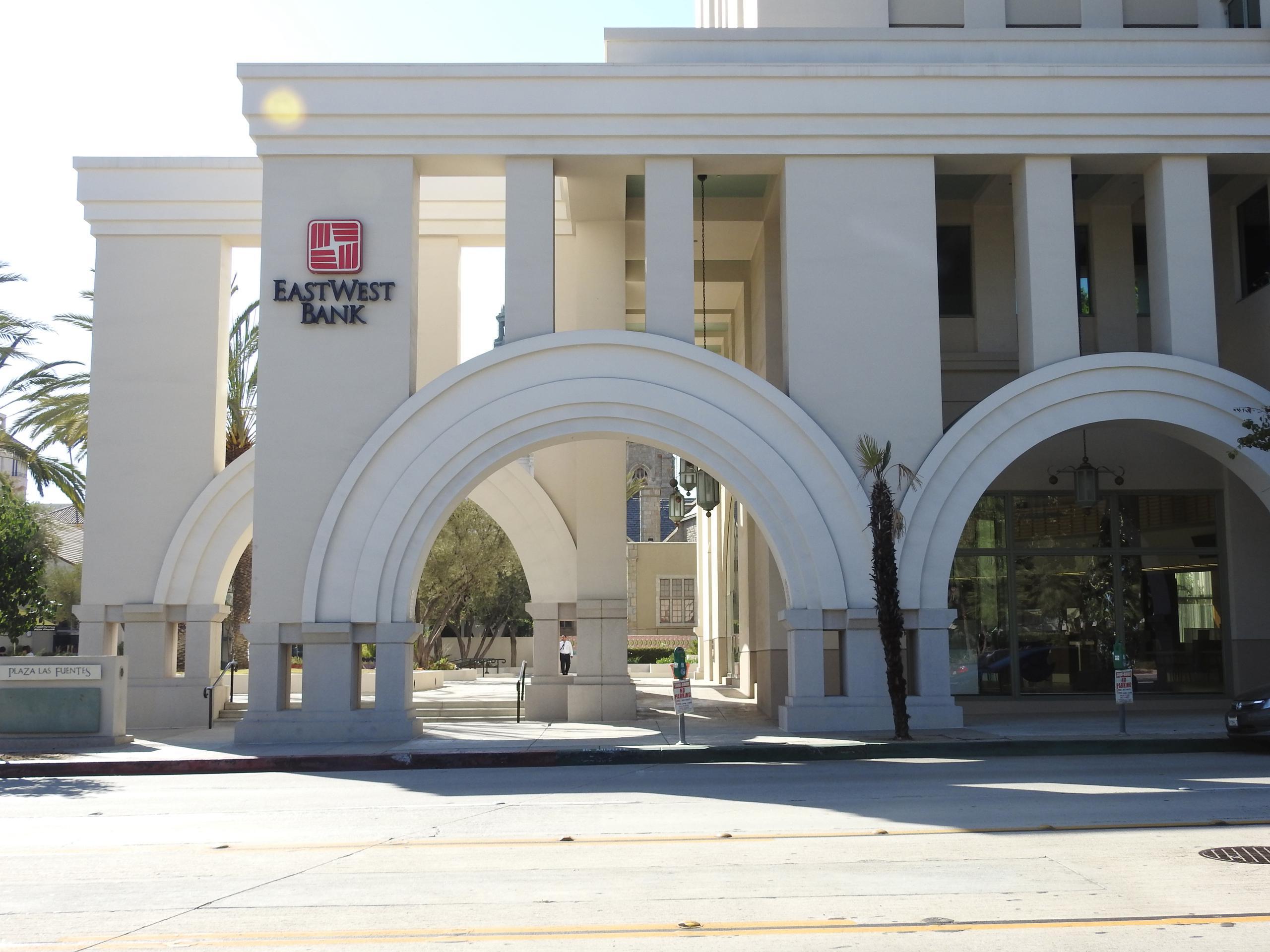 East West's corporate headquarters in Pasadena, California.