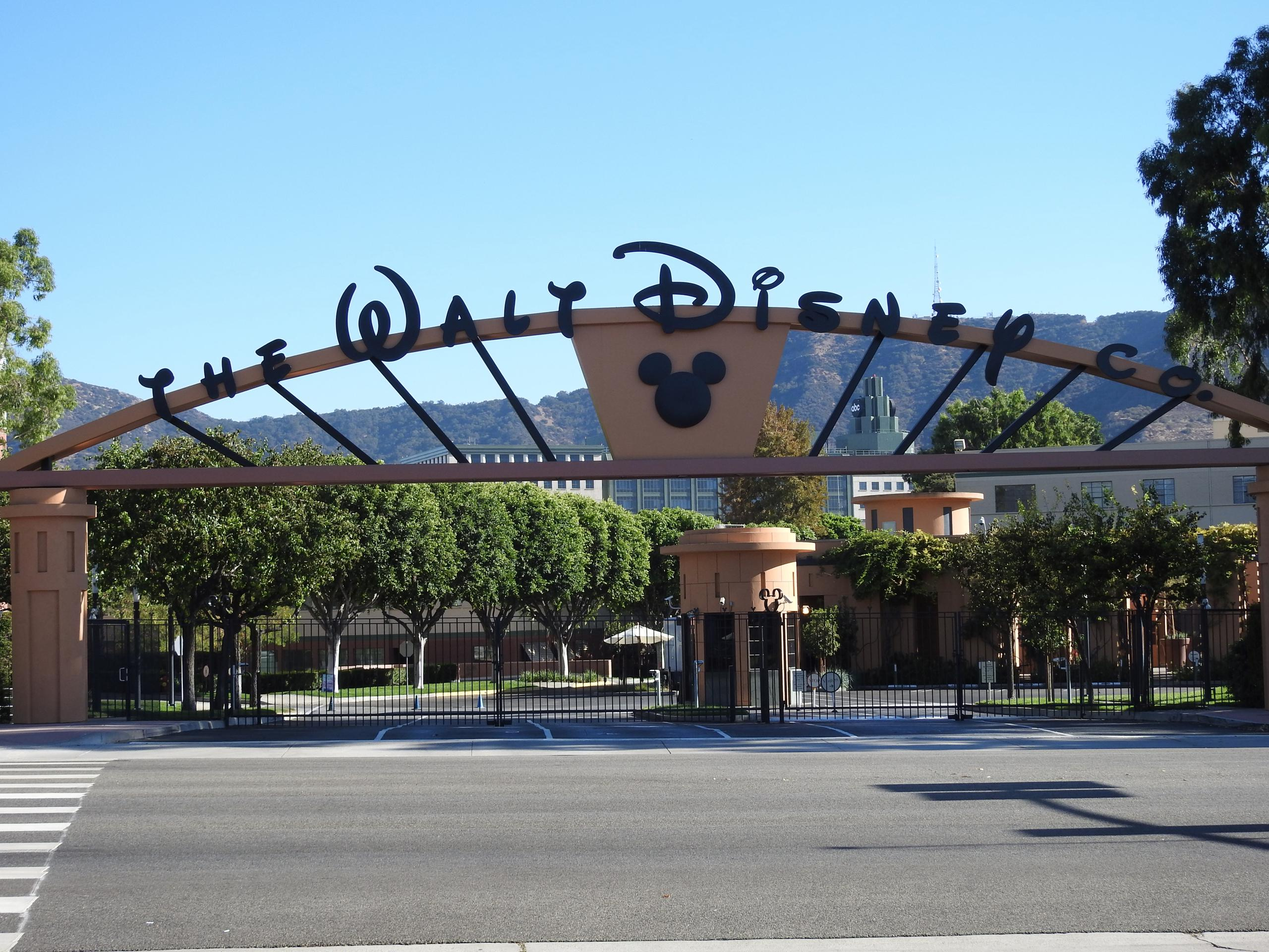 The Walt Disney Company's headquarters in Burbank, California.