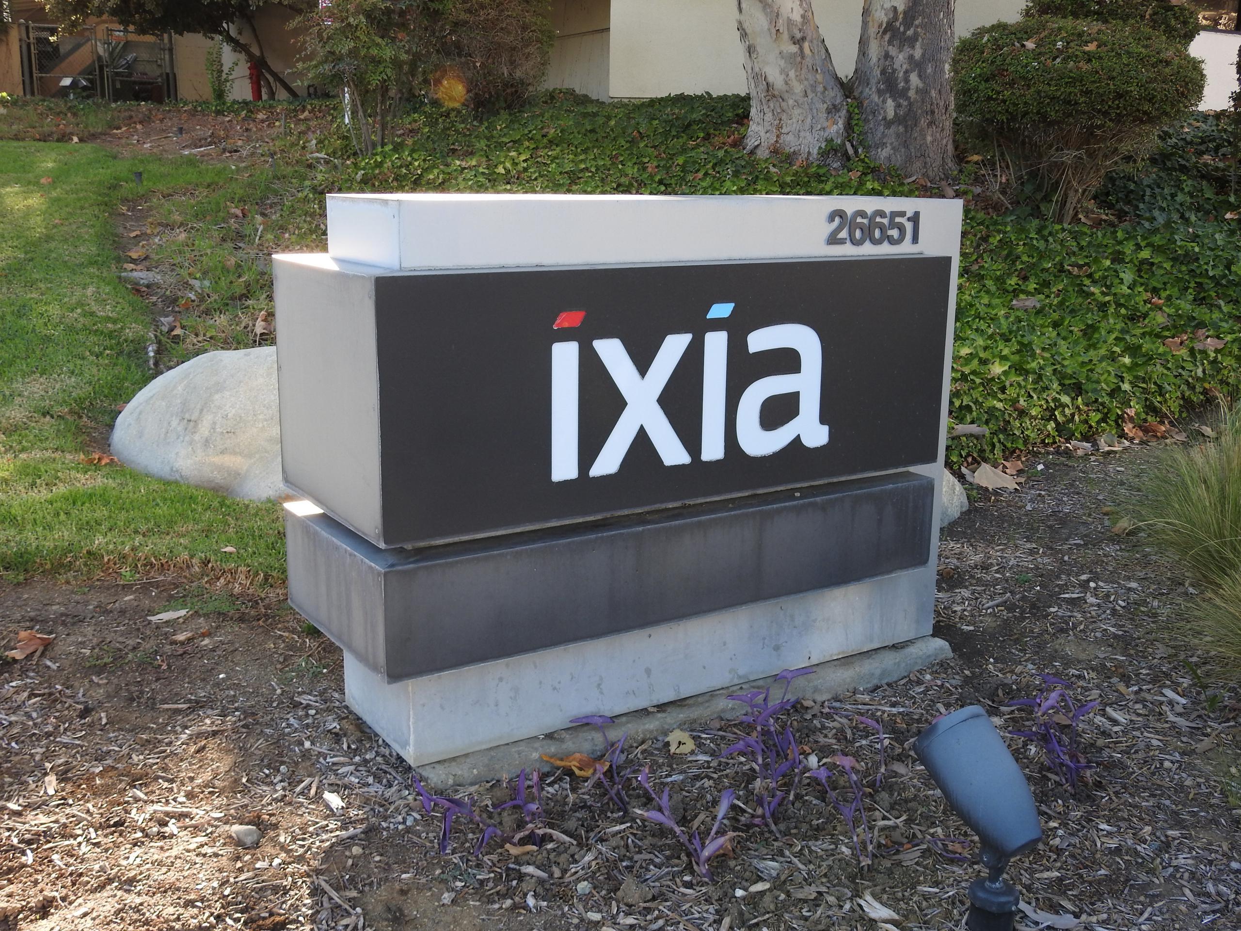 Keysight Technologies Acquires Ixia | Mergr