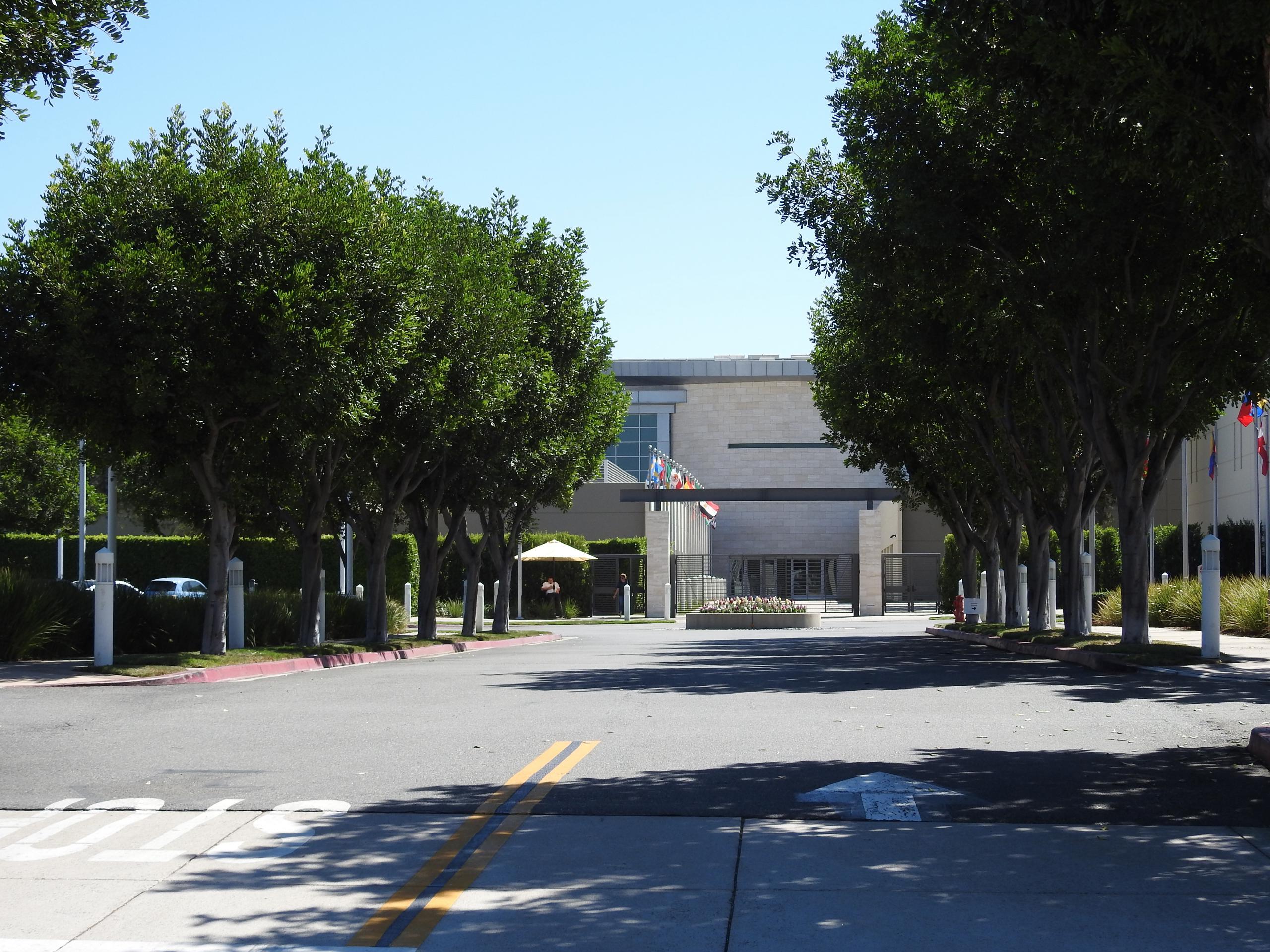 Masimo's corporate headquarters in Irvine, California.