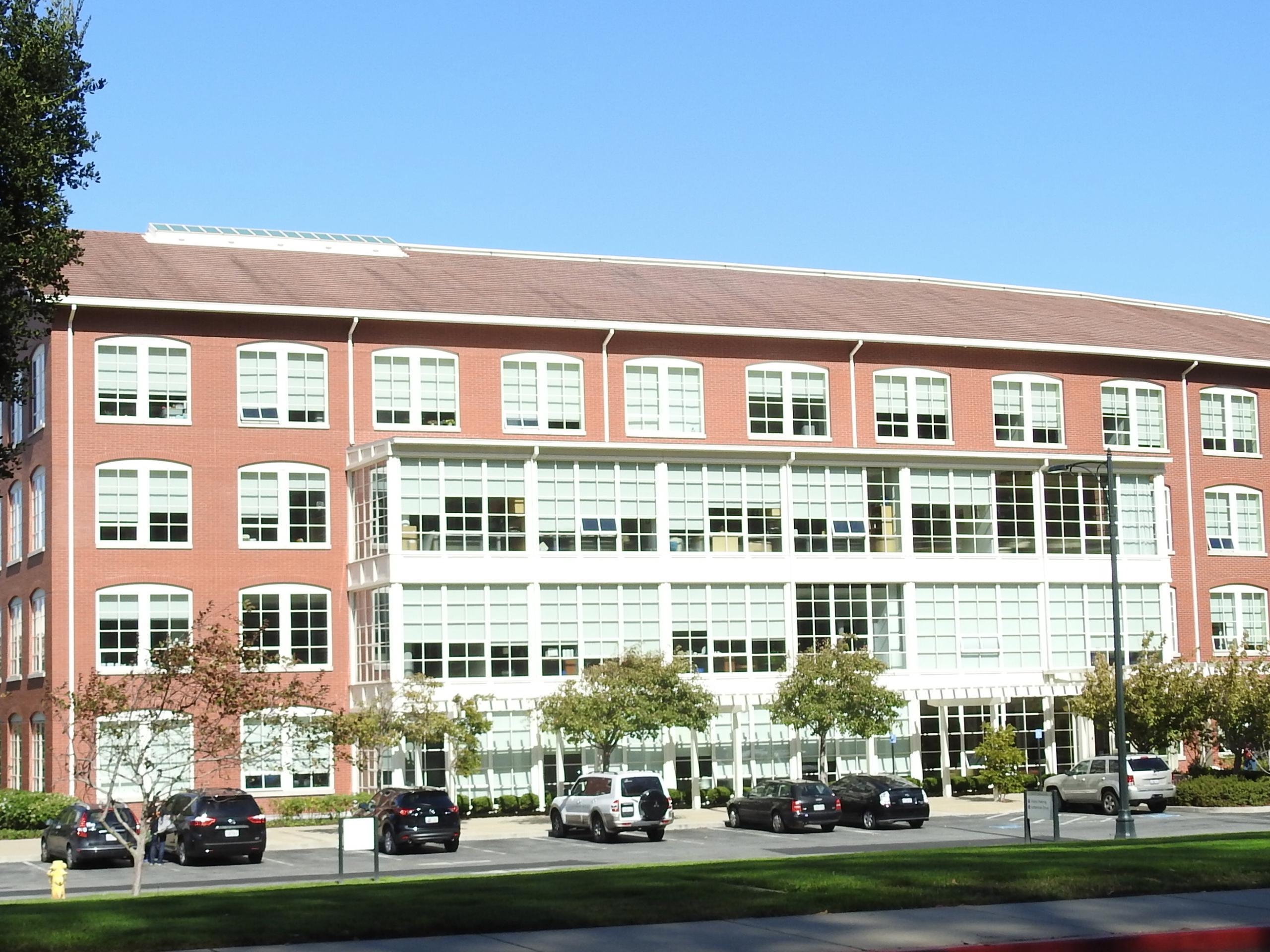 Francisco Partners' headquarters in San Francisco, California.