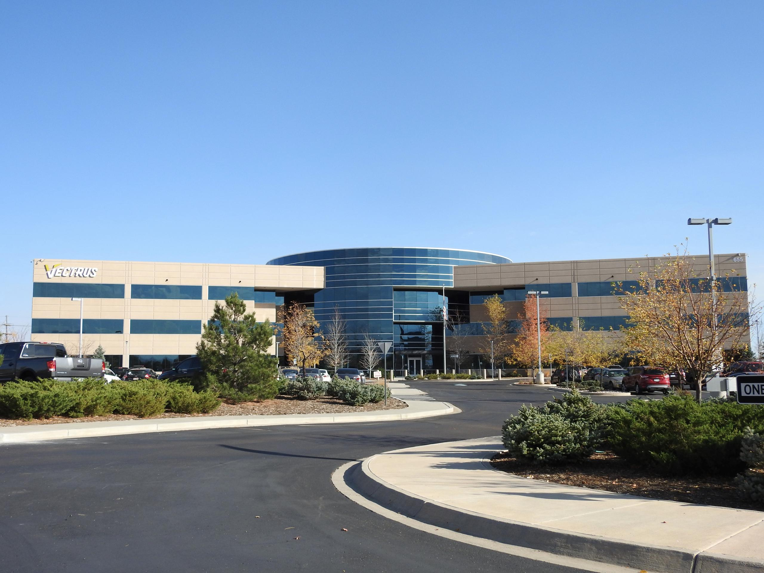 Vectrus' corporate headquarters in Colorado Springs, Colorado.