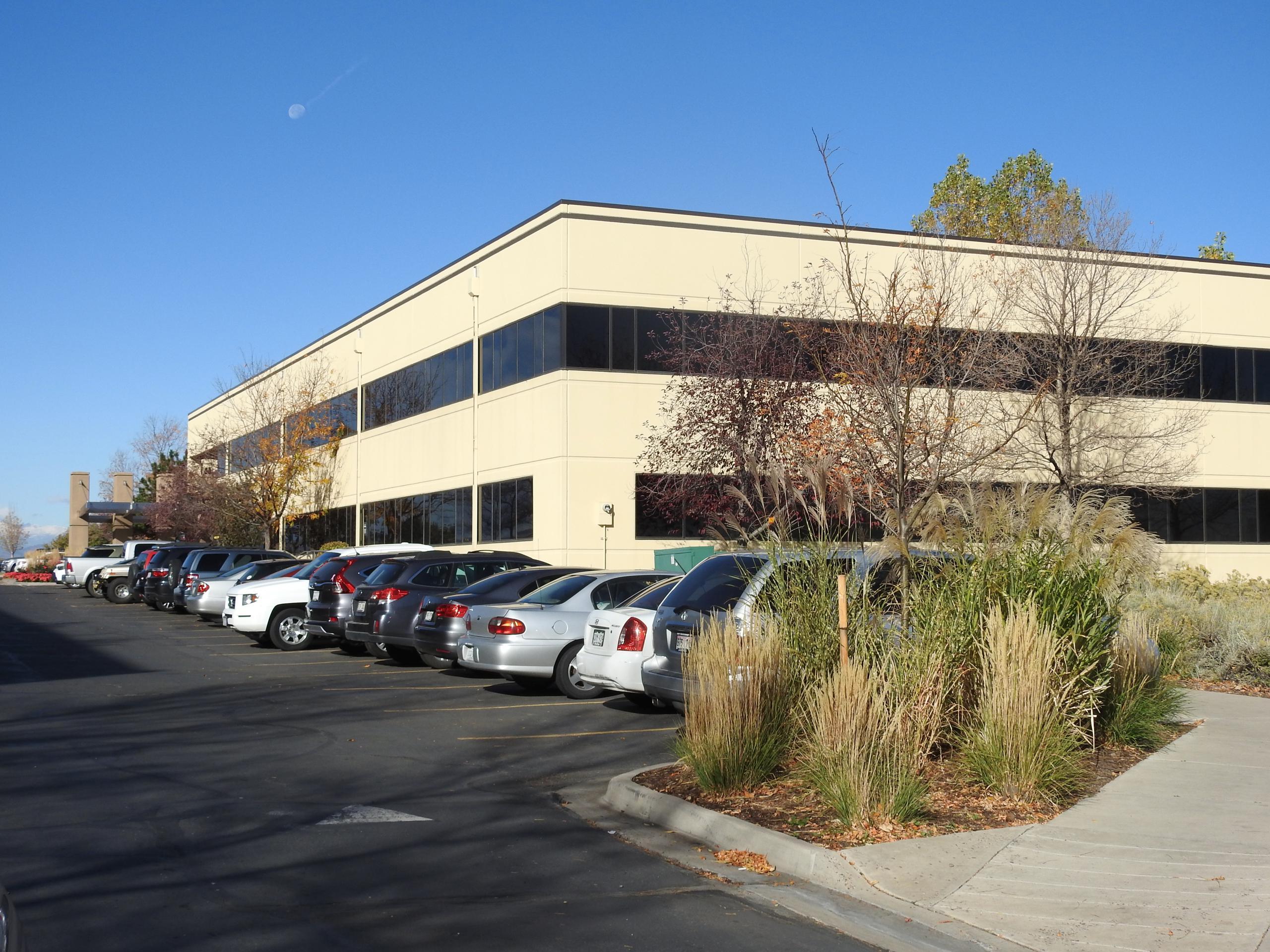 Air Methods' corporate headquarters in Englewood, Colorado.