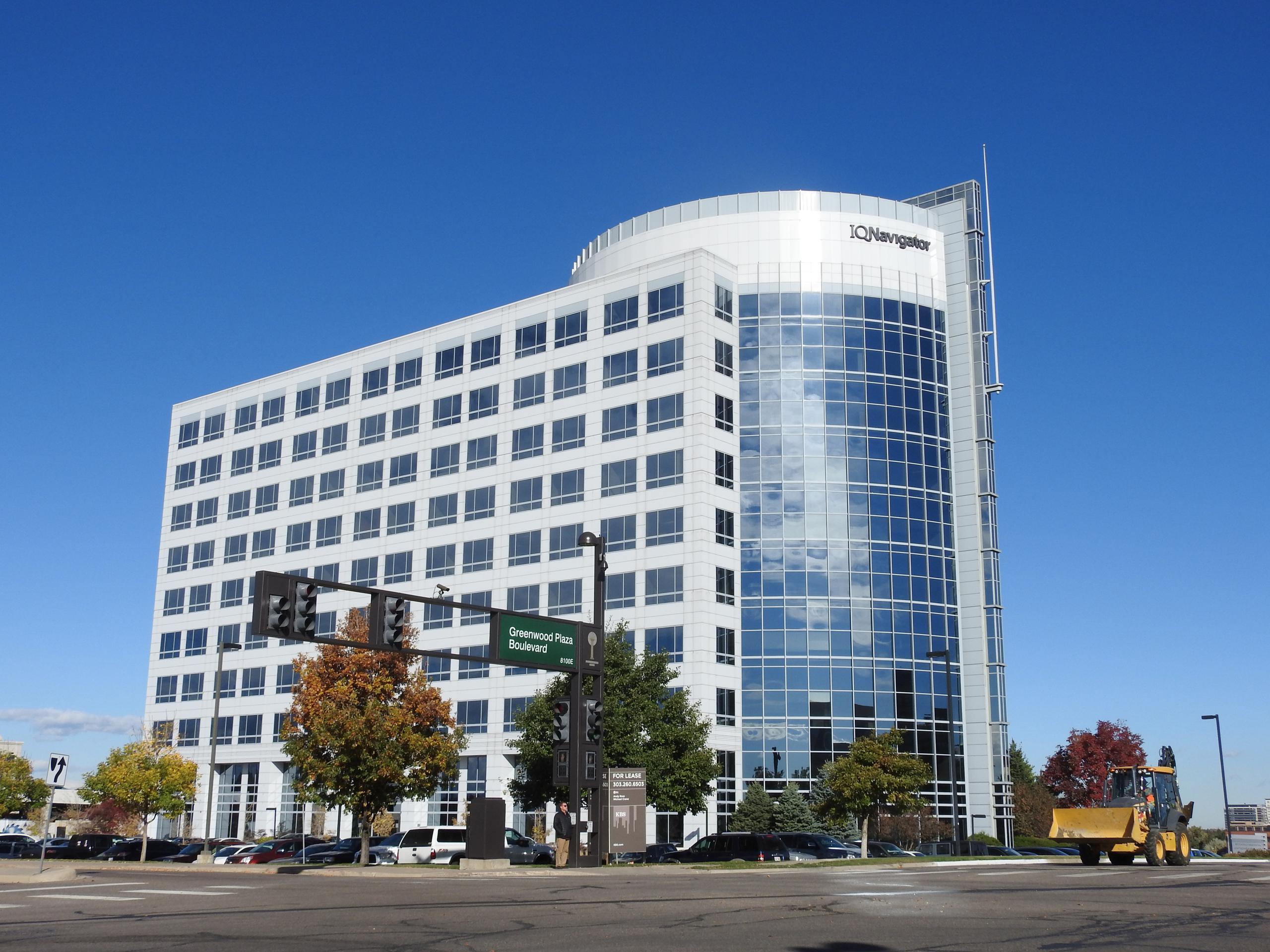 IQNavigator's corporate headquarters in Centennial, Colorado.