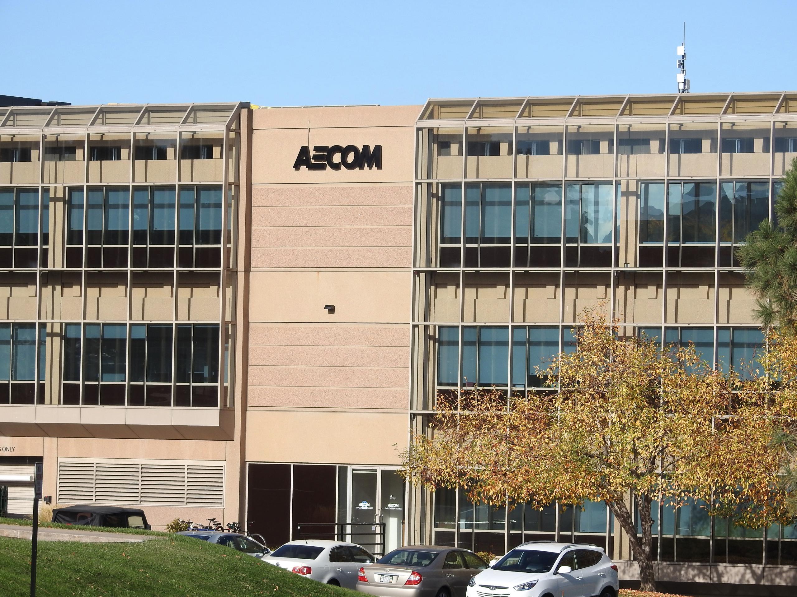 AECOM office in Greenwood Village, Colorado.