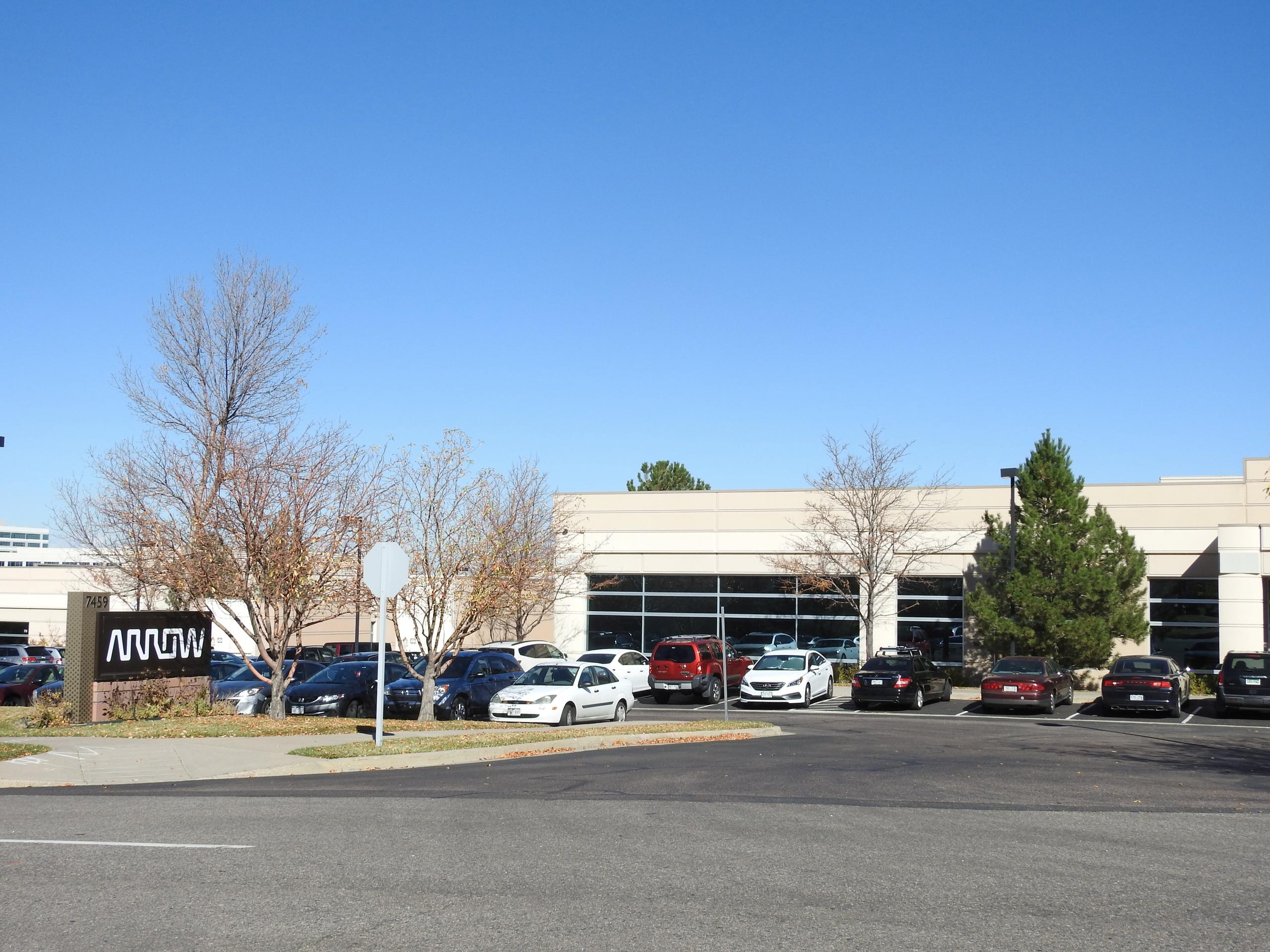 Arrow Electronics office in Englewood, Colorado.