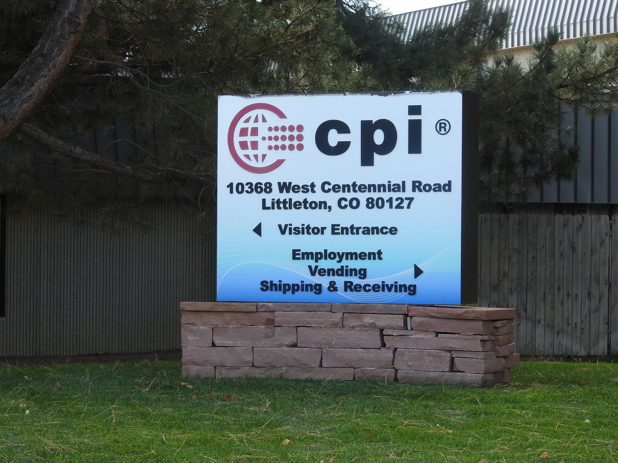 CPI's corporate headquarters in Littleton, Colorado.