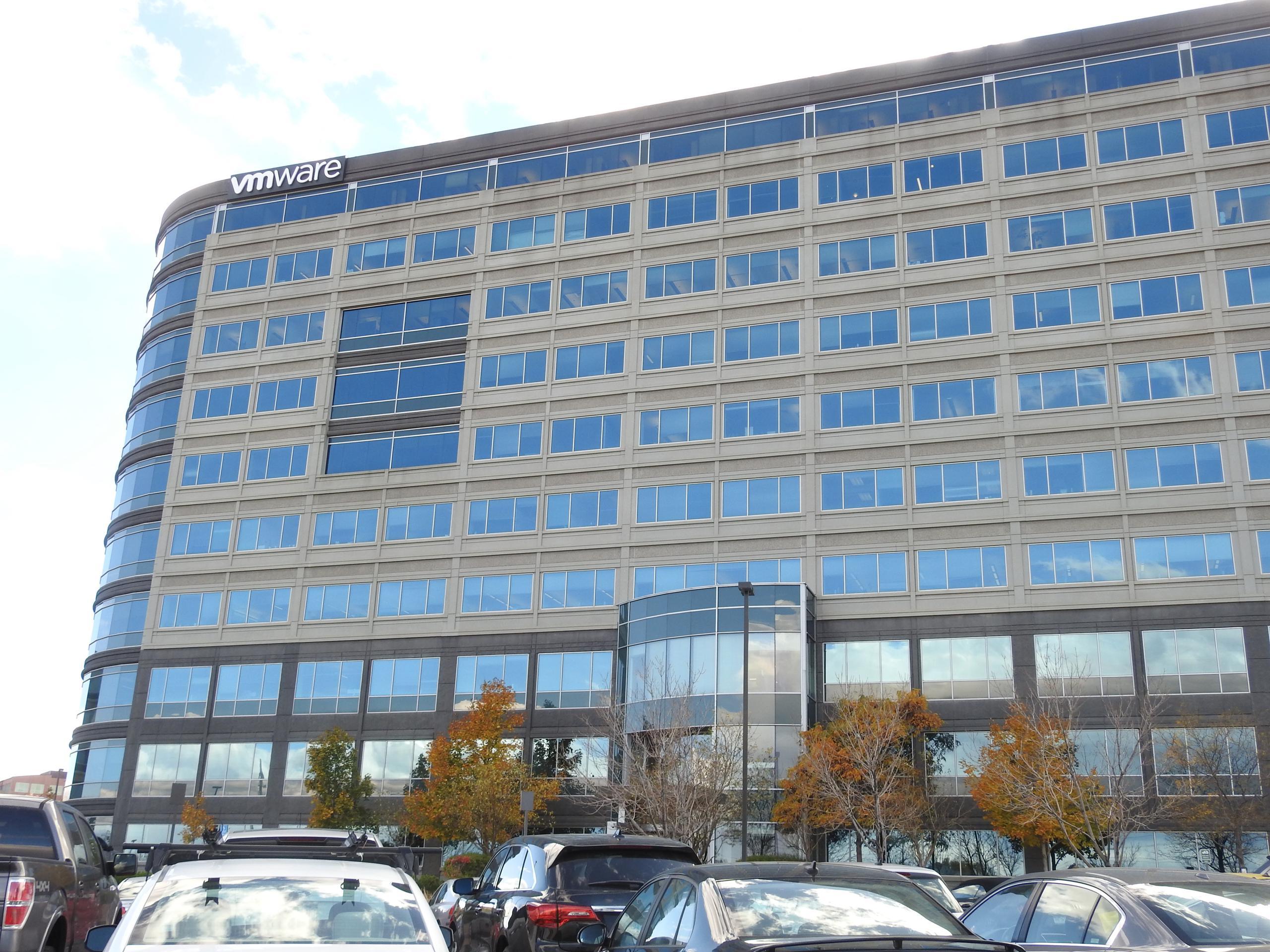 VMware office in Broomfield, Colorado.