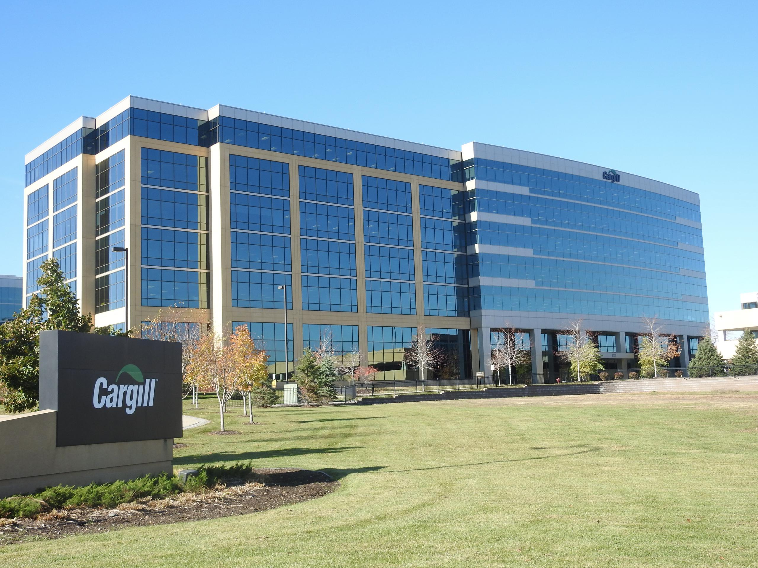 Cargill office in Edina, Minnesota.