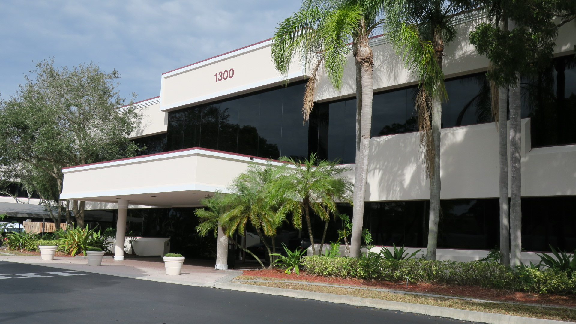 KLX's corporate headquarters in Wellington, Florida.