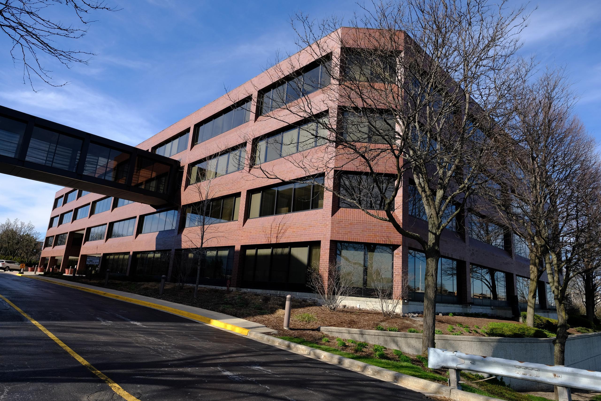 NewNet's headquarters in Lombard, Illinois.
