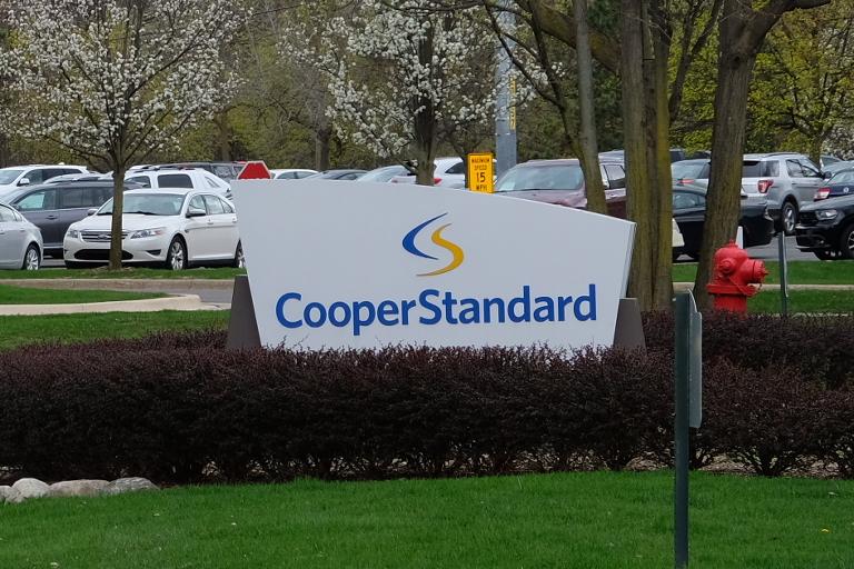 Cooper-Standard's headquarters in Novi, Michigan.