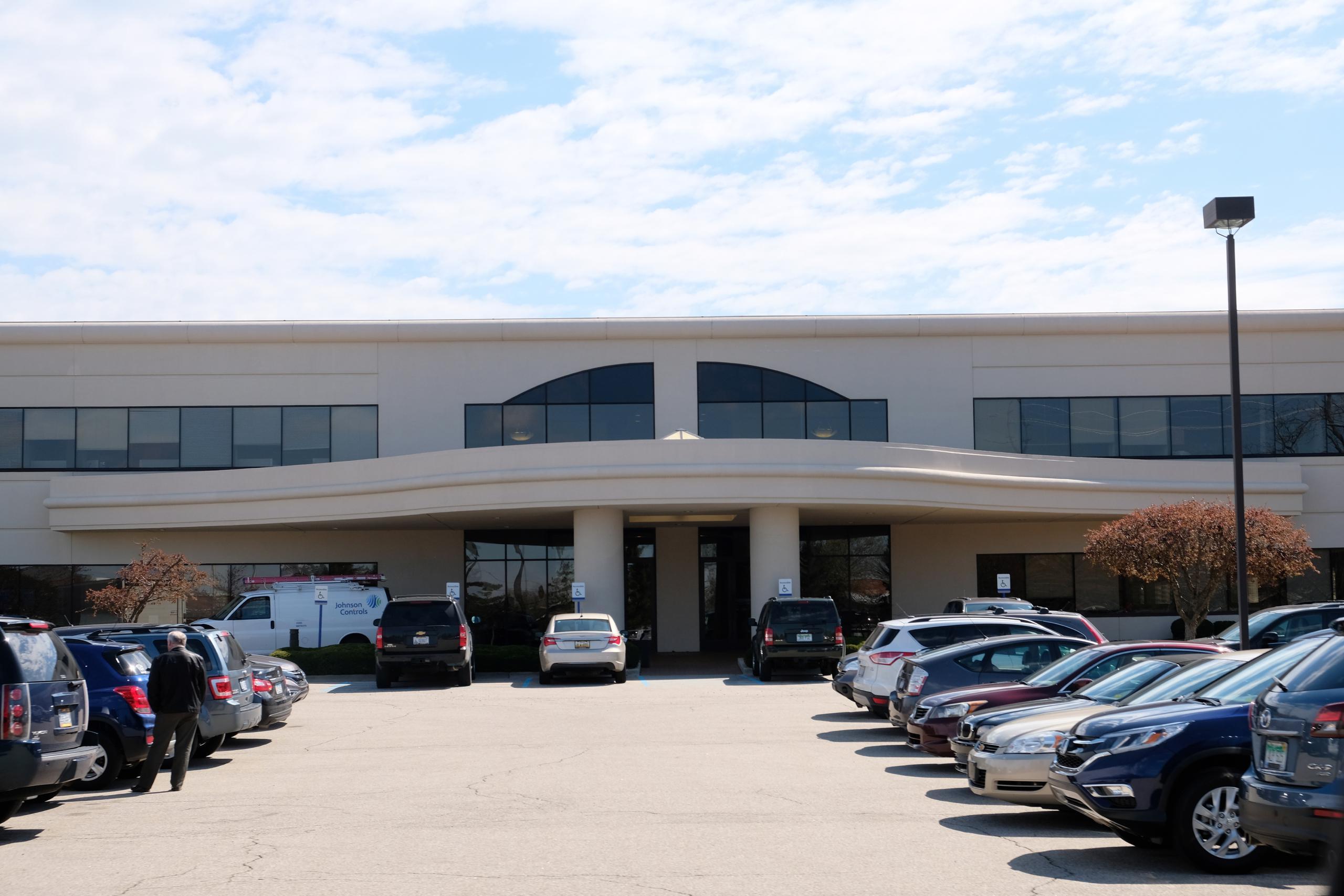 Dematic's corporate headquarters in Grand Rapids, Michigan.