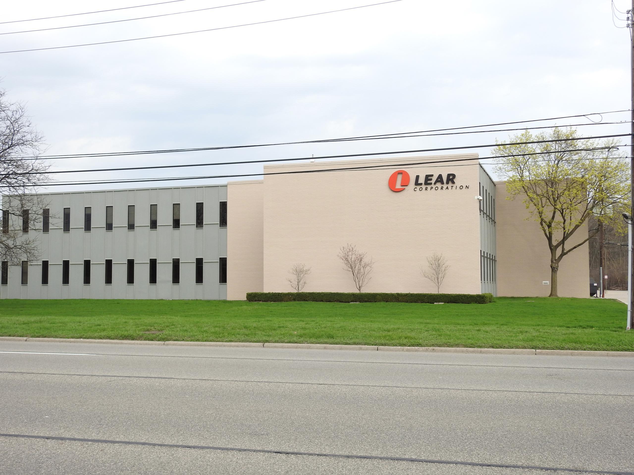 Lear Corp's corporate headquarters in Southfield, Michigan.