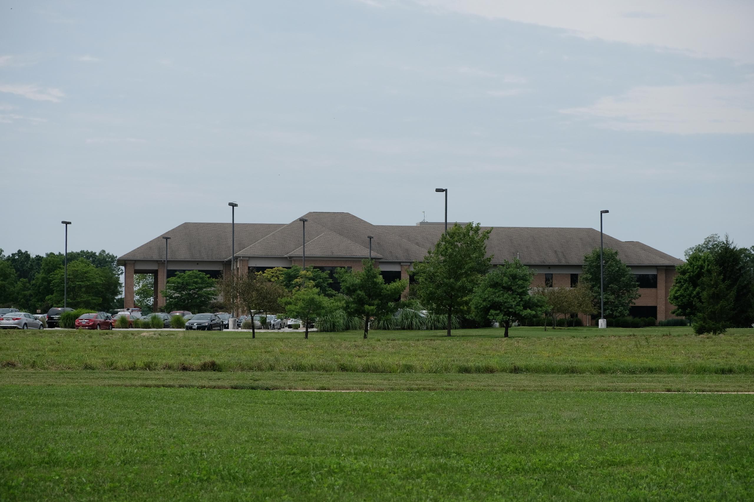 Greif's corporate headquarters in Delaware, Ohio.