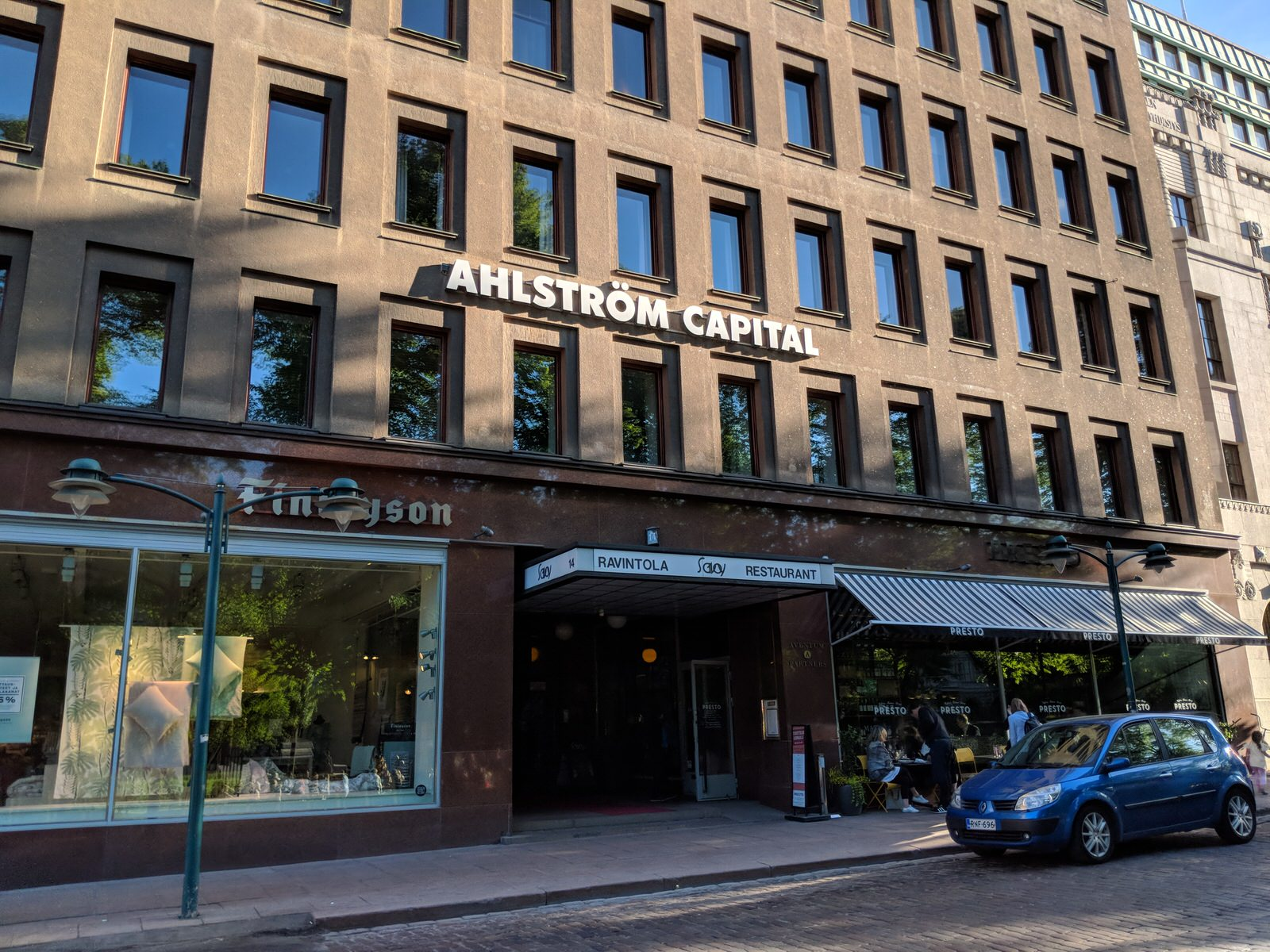 Ahlstrom Capital