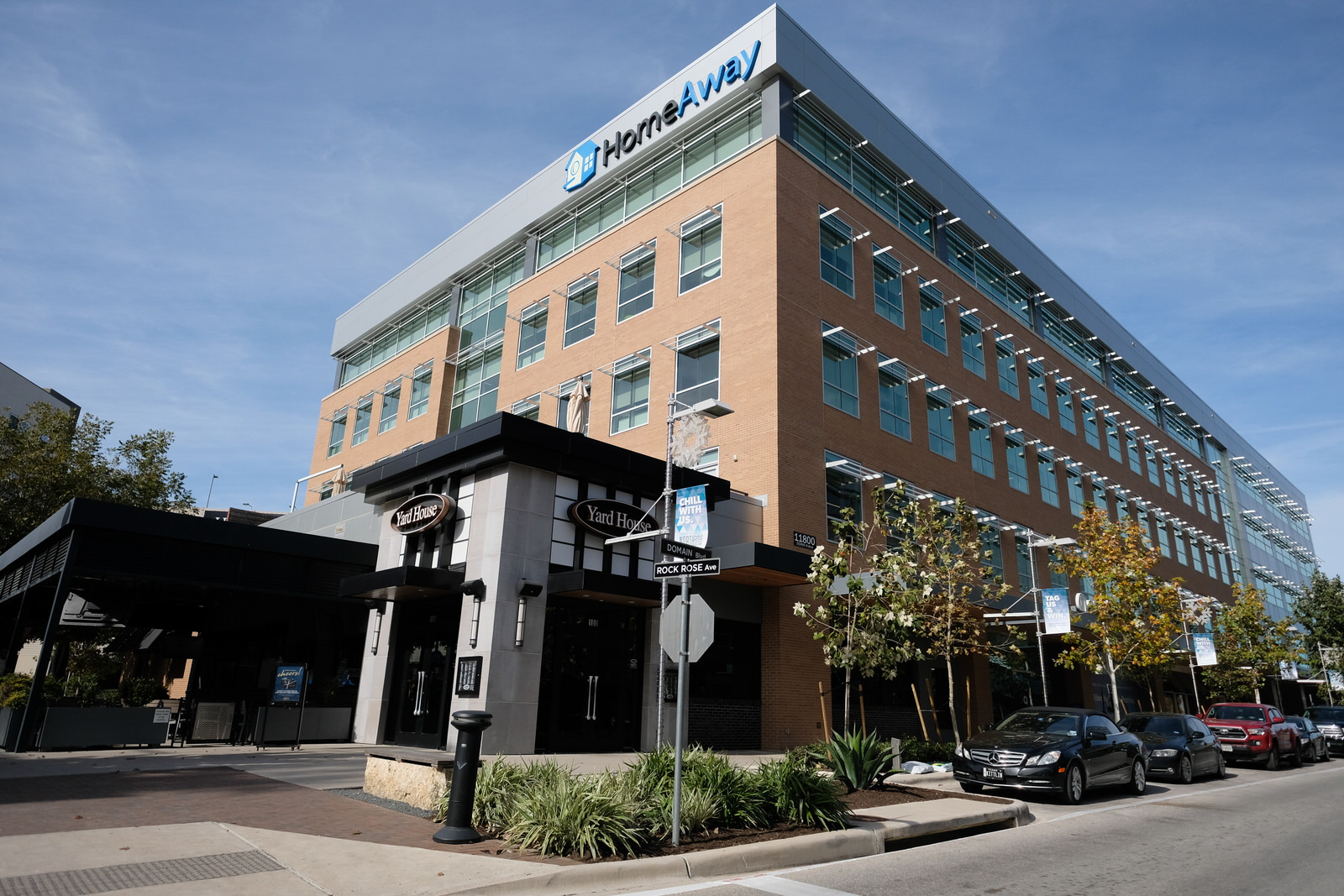 HomeAway's corporate headquarters in Austin, Texas.