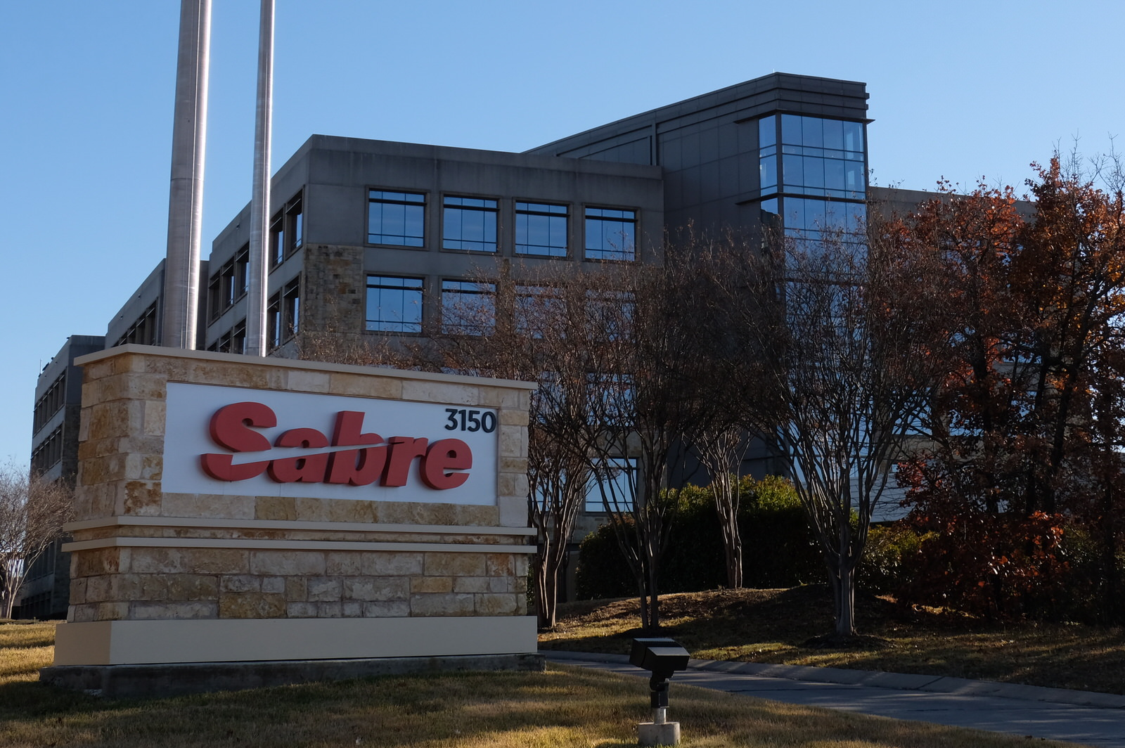 Sabre's corporate headquarters in Southlake, Texas.