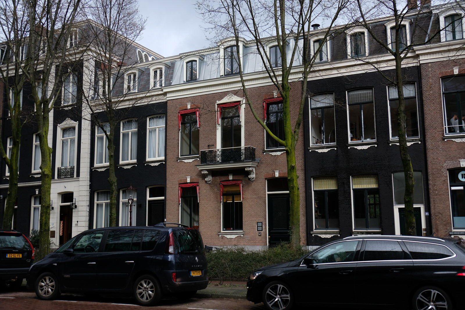 H2 Equity Partners' headquarters in Amsterdam.