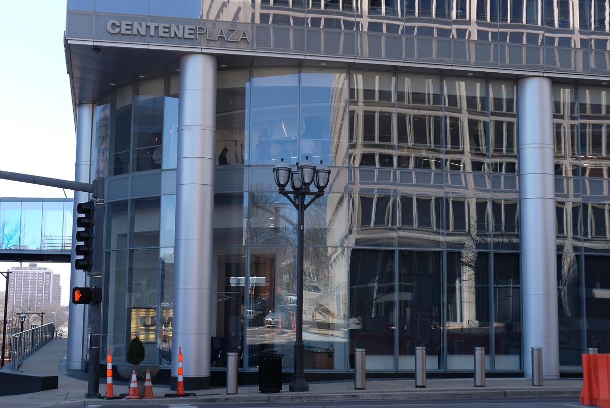 Centene's corporate headquarters in St. Louis, Missouri.