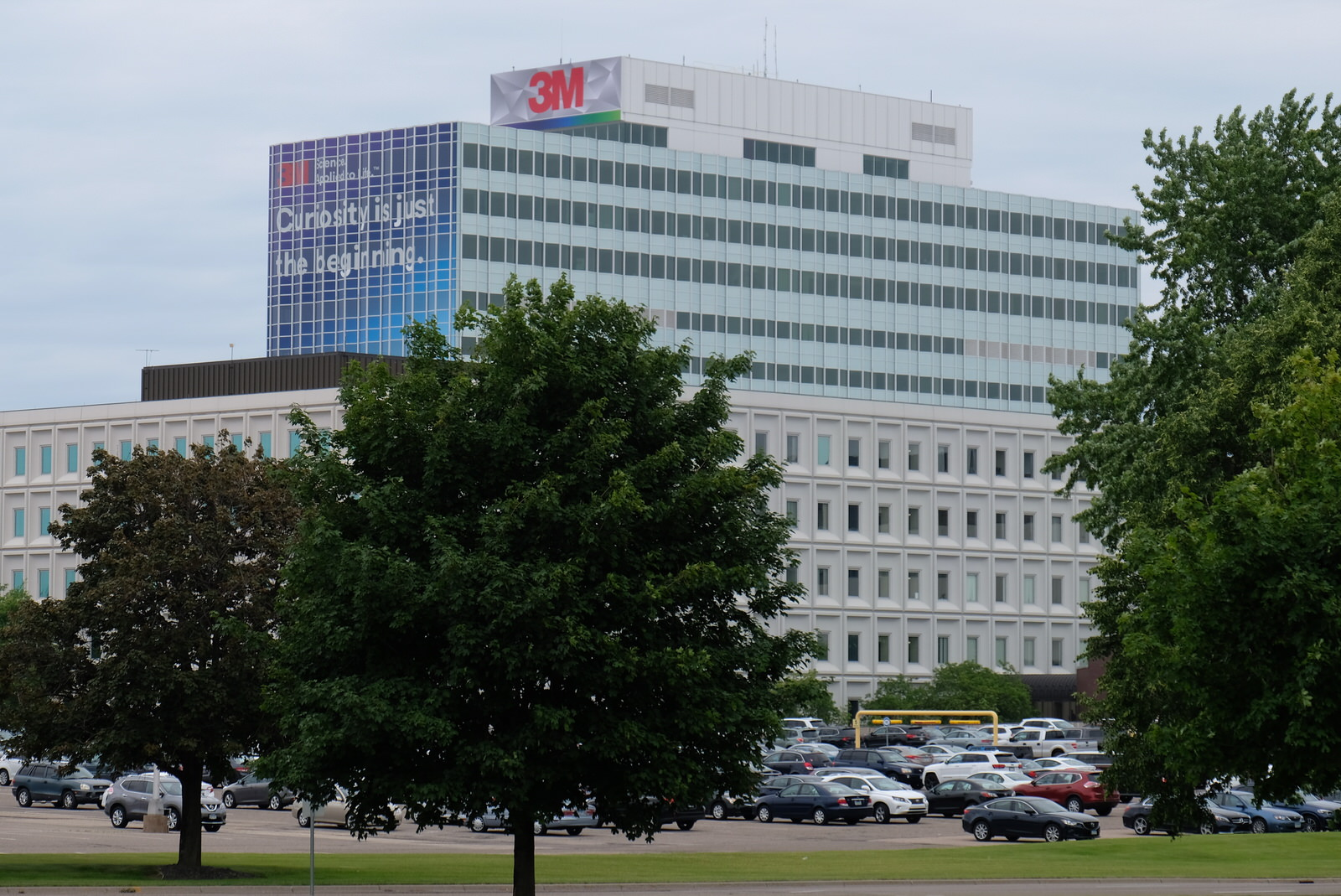 3M's corporate campus in St. Paul, Minnesota.