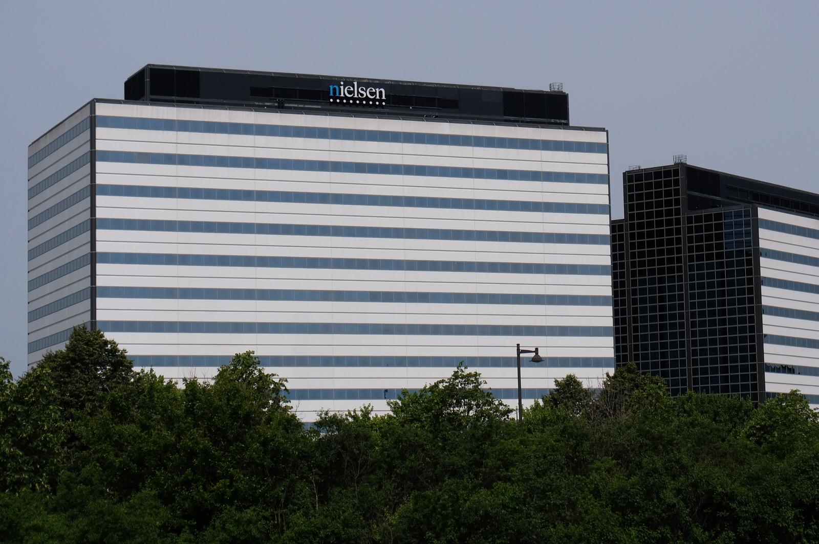 Nielsen office in Schaumburg, Illinois.