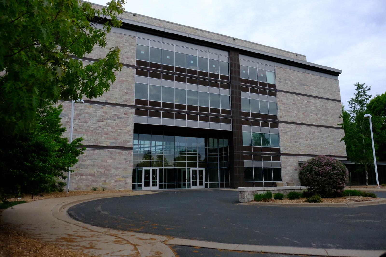 Ceridian's corporate headquarters in Minneapolis, Minnesota.