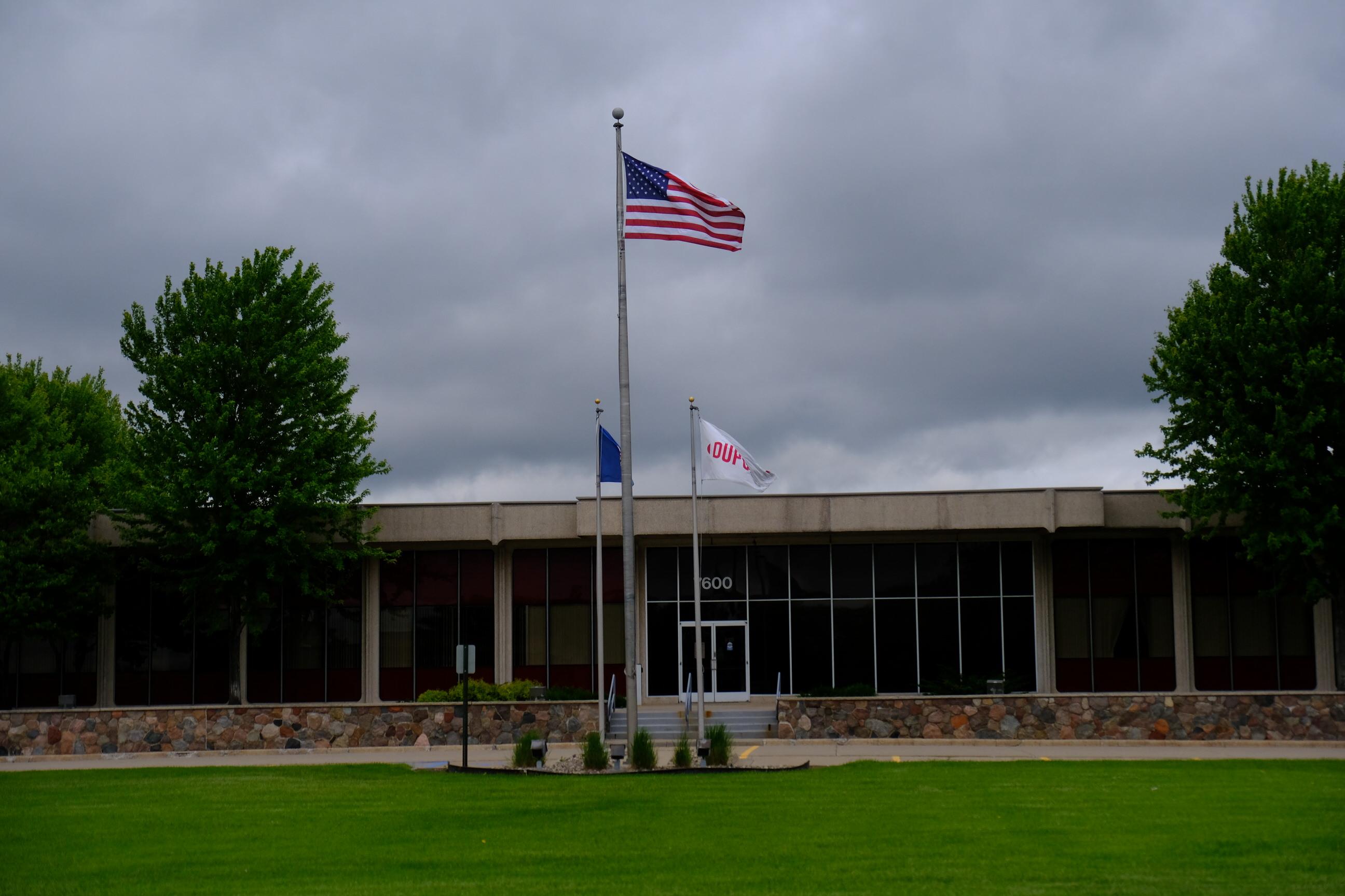 DuPont office in Minneapolis, Minnesota.