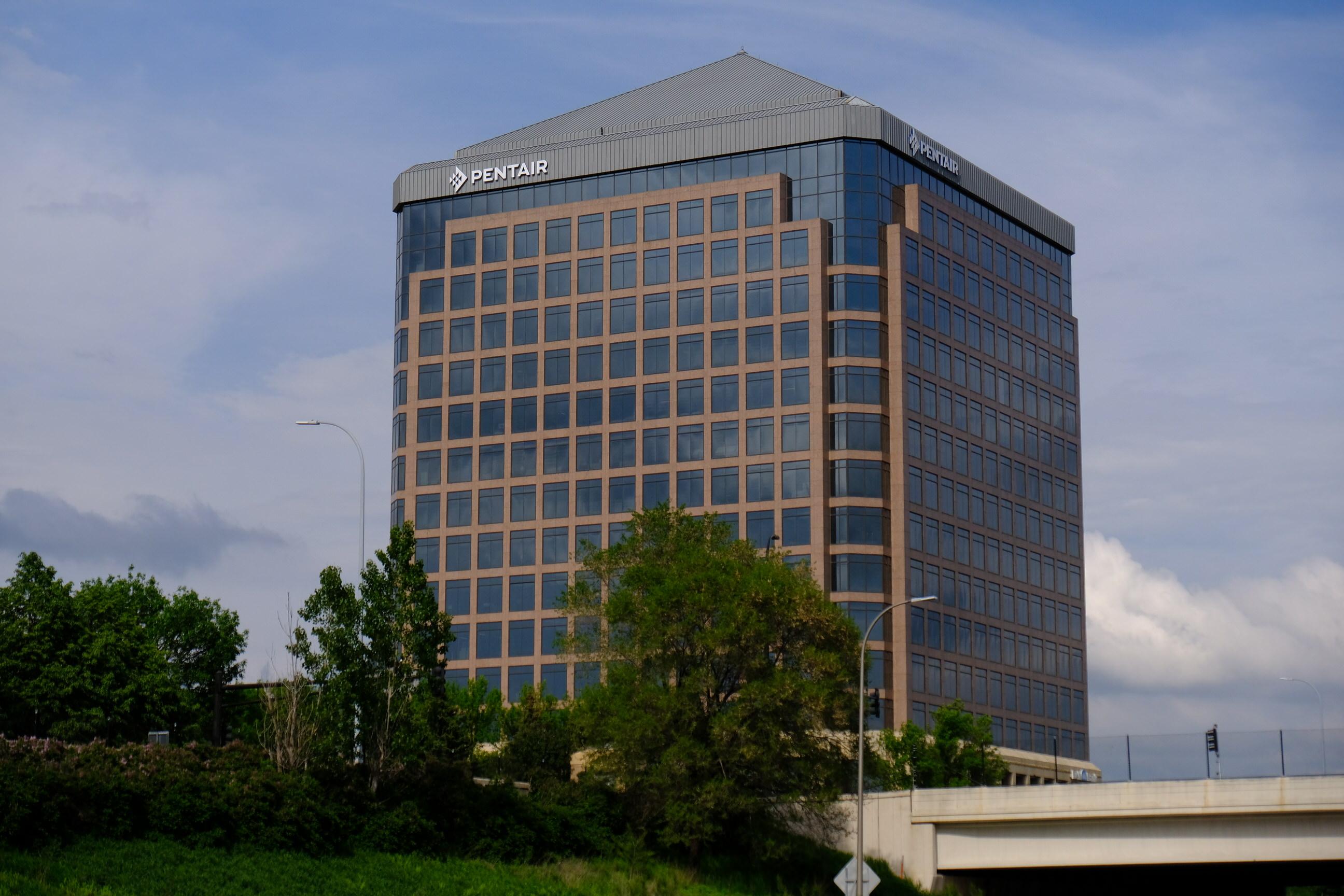 Pentair office in Minneapolis, Minnesota.