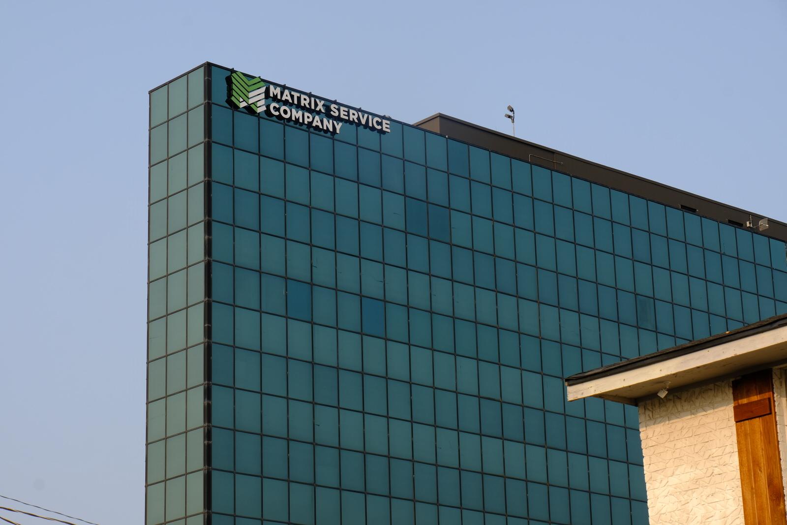 Matrix Service Co.'s corporate headquarters in Tulsa, Oklahoma.