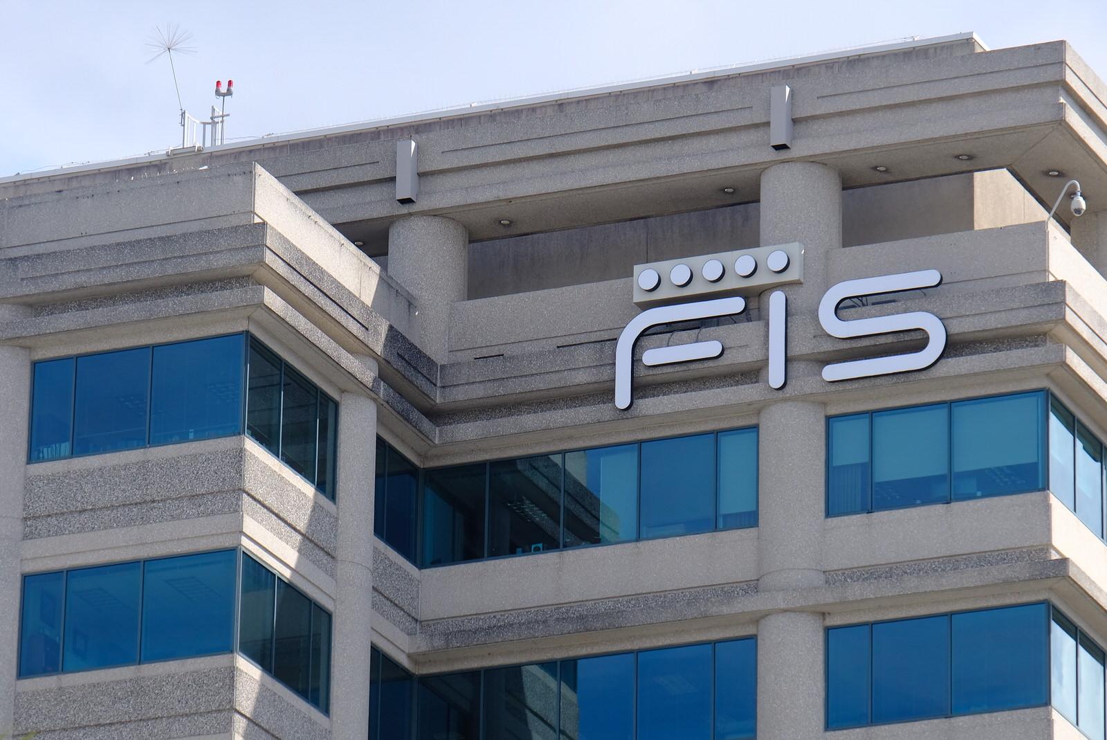 FIS' corporate headquarters in Jacksonville, Florida.