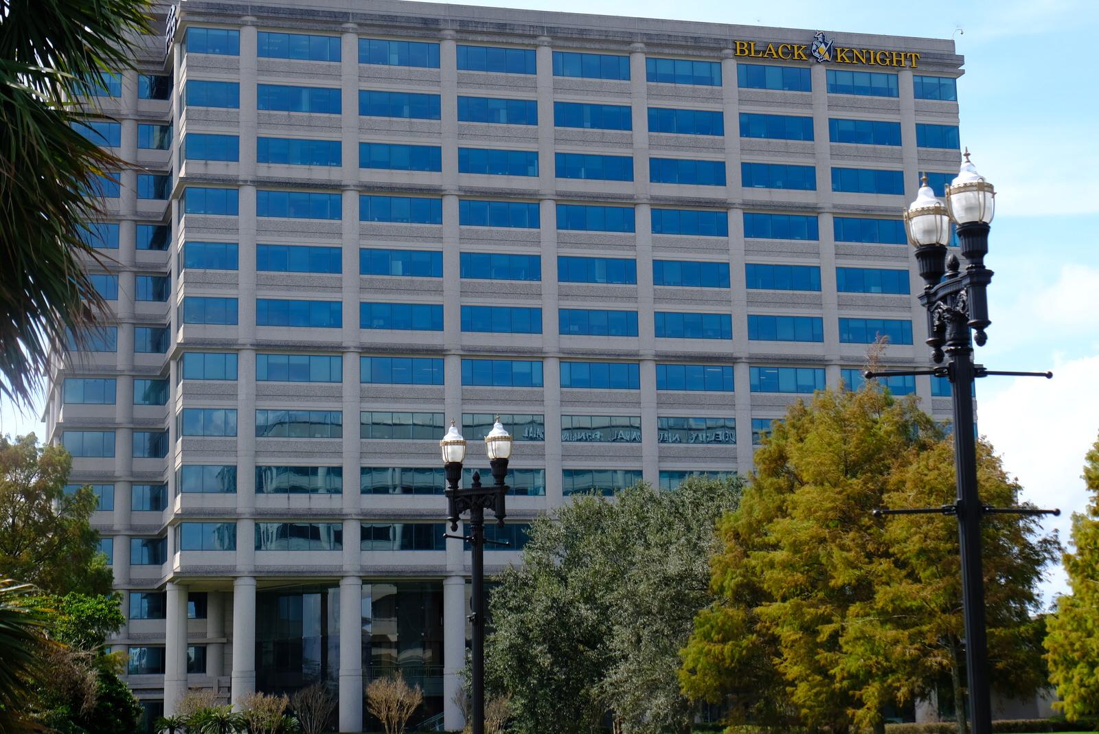Black Knight's corporate headquarters in Jacksonville, Florida.