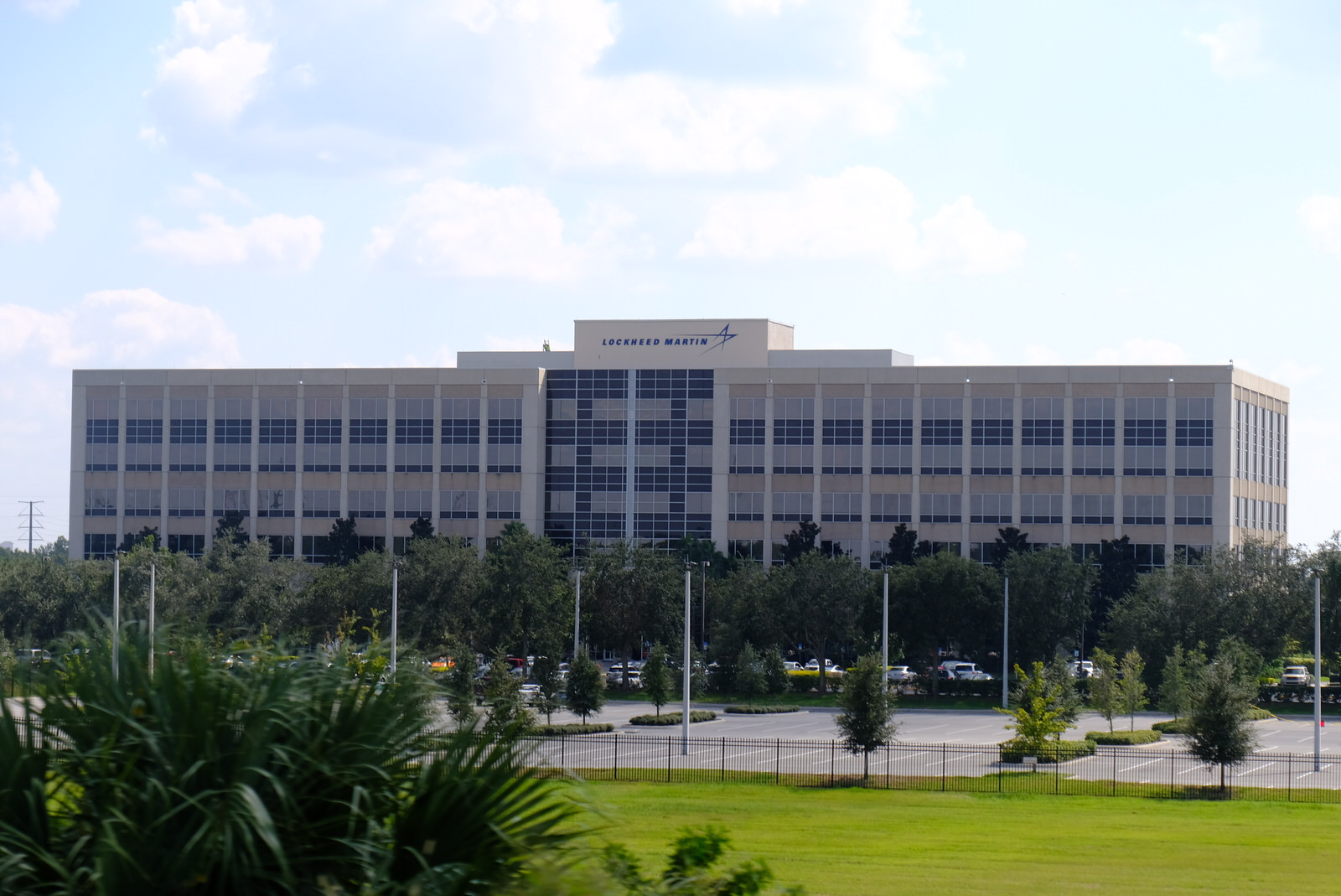 Lockheed Martin facility in Orlando, Florida.