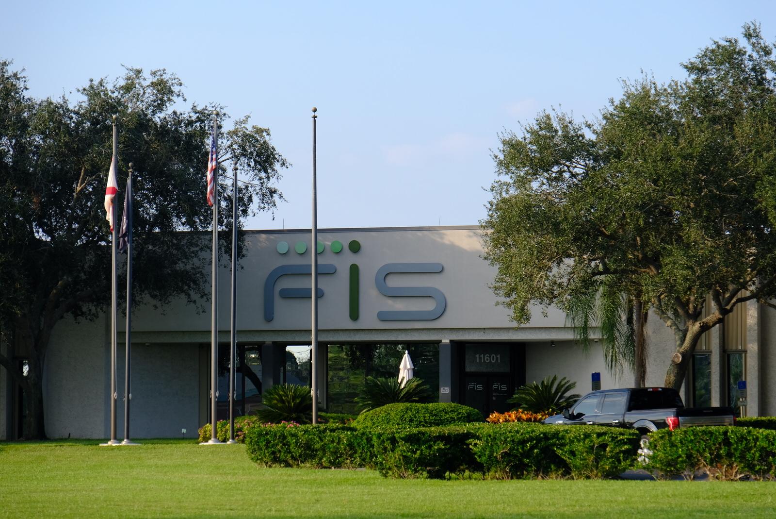 FIS Global office in St. Petersburg, Florida.